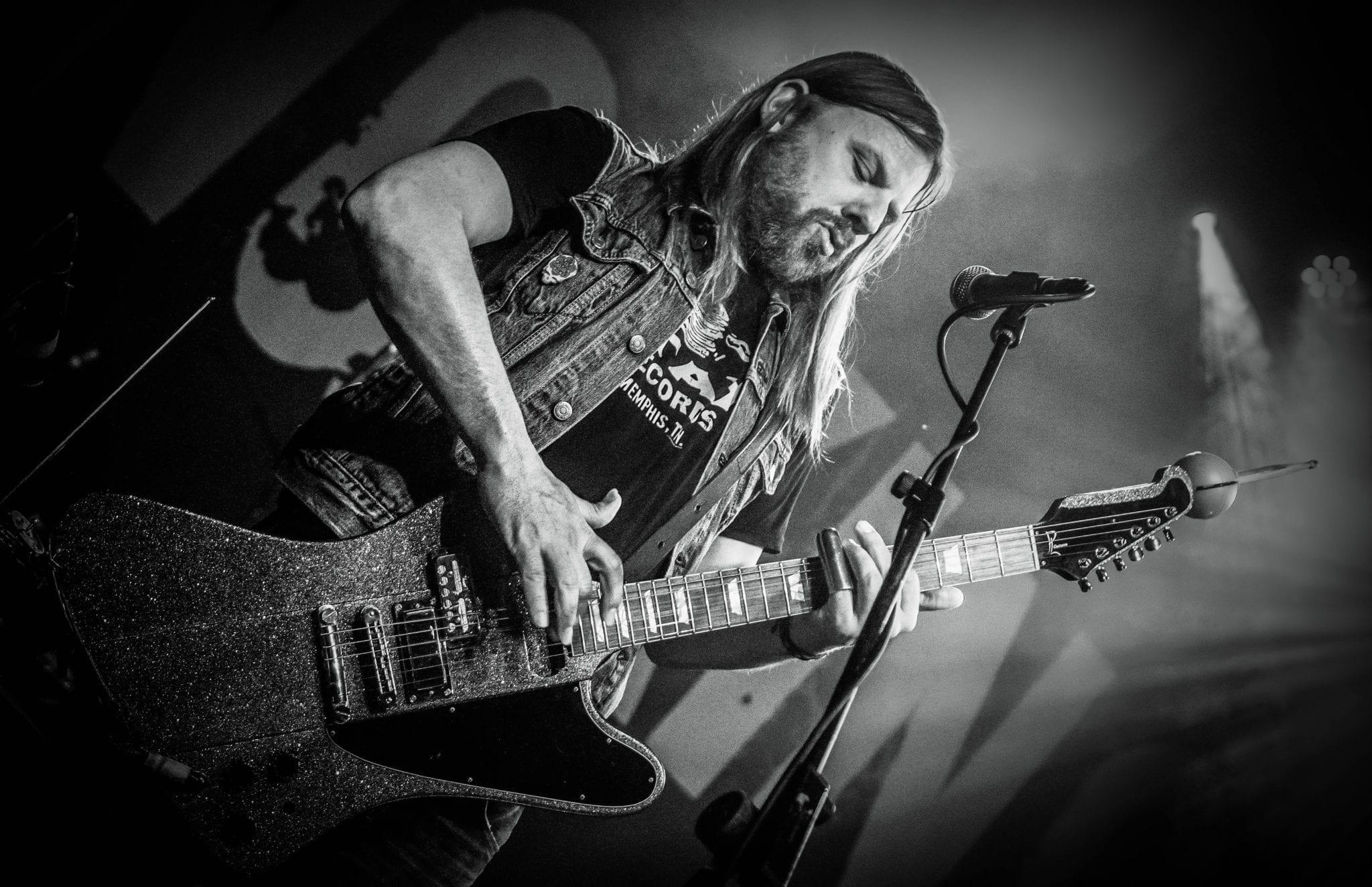 Photo Steve Hill one-man band